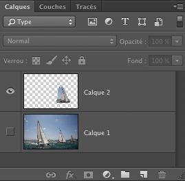 L'intérêt de travailler ses retouches sur un calque séparé dans Photoshop