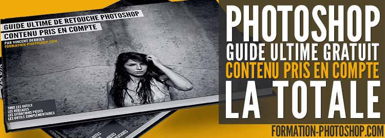 Guide retouche Photoshop en téléchargement gratuit